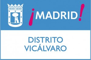 Logo Distrito Vicálvaro